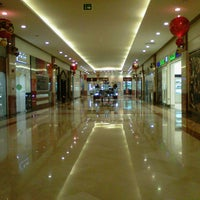 Photo taken at Khalidiyah Mall الخالدية مول by Wiraditya W. on 12/30/2012