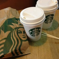 Photo taken at Starbucks by Marie D. on 7/5/2013