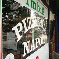 Photo taken at Pizzeria Napoli by Lennart K. on 7/5/2013