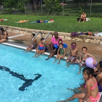 Photo taken at Big Stacy Pool by James C. on 5/29/2016