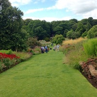 Photo taken at RHS Garden Harlow Carr by Christine on 8/16/2015