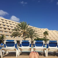 Photo taken at Be Live Grand Teguise Playa by Christine on 11/26/2015