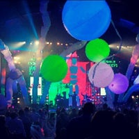 Photo taken at Blue Man Group Theater by Raymond Y. on 6/14/2013