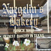 Photo taken at Naegelin's Bakery by deb on 4/14/2017