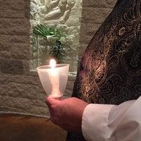 Photo taken at Saint John Vianney Catholic Church by deb on 3/27/2016