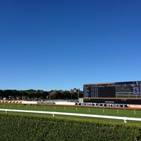 Photo taken at Royal Randwick Racecourse by Phil S. on 5/25/2013