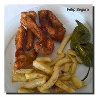 Photo taken at Restaurant Hotel Miralles by felip s. on 11/11/2013