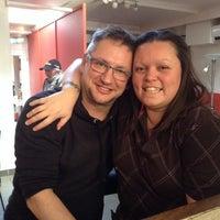 Photo taken at Café 't Hoeksken by Petra V. on 3/5/2014