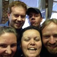 Photo taken at Café 't Hoeksken by Petra V. on 7/11/2014