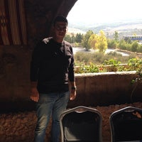 Photo taken at Jarash Gate Restaurant by Hani A. on 10/16/2013