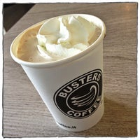 Photo taken at Busters Coffee by Monica F. on 2/2/2013