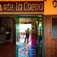 Photo taken at Restaurante La Cueva by Un Mundo P. on 4/17/2016