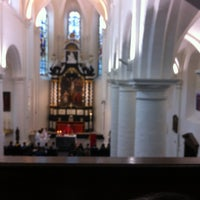 Photo taken at Sint-Catharinakerk by Jacob S. on 5/17/2013