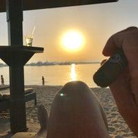 Photo taken at The Westin Dubai Mina Seyahi Beach Resort & Marina by Andreas C. on 5/30/2017