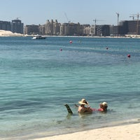 Photo taken at The Westin Dubai Mina Seyahi Beach Resort & Marina by Andreas C. on 5/28/2017