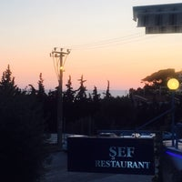 Photo taken at Şef Restaurant by Elcin T. on 7/13/2015