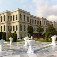 Photo taken at Four Seasons Hotel Bosphorus by Orhan Ç. on 6/29/2013