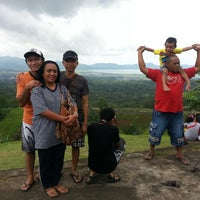 Photo taken at Puncak Temboan Rurukan by Robby H. on 12/21/2013