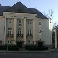 Photo taken at Divadlo B. Němcové by Marek V. on 12/27/2013