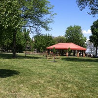Photo taken at Bishop Park by Jon E. on 5/19/2013
