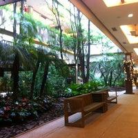 Photo taken at Shopping Cidade Jardim by Debora B. on 12/31/2012