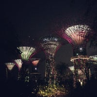 Foto tomada en Gardens by the Bay  por Olivia P. el 4/8/2013
