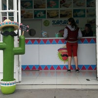 Photo taken at Zacateca Paletas Mexicanas by Dathan A. on 9/20/2016