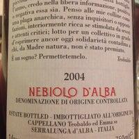 Photo taken at Ristorante Vineria Stella by Riccardo R. on 10/28/2014