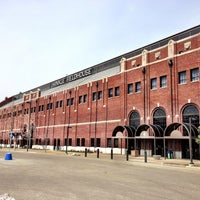 Photo taken at Hinkle Fieldhouse by Sean G. on 3/30/2013