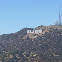 Photo taken at Hollywood Sign View by Sean G. on 6/20/2015