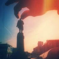 Foto scattata a Площа Героїв Майдану / Heroes of Maidan square da Dmitro1212 il 6/11/2013