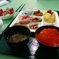 Photo taken at Hotel Shiretoko by Kazu on 8/9/2014