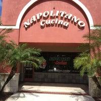 Photo taken at Napolitano Cucina by Kismet B. on 7/31/2013
