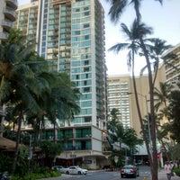 Photo taken at The Imperial Hawaii Resort at Waikiki by Reinaldo M. on 1/10/2014