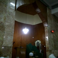 Photo taken at Masjid Nurul Huda by M.A.S P. on 7/20/2012
