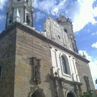 Photo taken at Santuario de Nuestra Señora de la Soledad by Joel L. on 6/21/2013