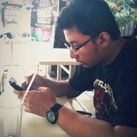 Photo taken at Takor FISIP UI by Adityo H. on 1/8/2014