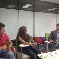 Photo taken at Incubadora De Empresas Tec Monterrey by Jose A. on 7/29/2013