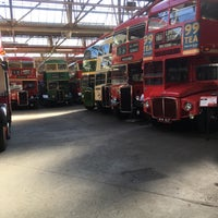 Photo taken at Museum of Transport, Greater Manchester by Philip S. on 9/17/2016