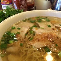 Photo taken at Linh's Bistro by John K. on 3/26/2014