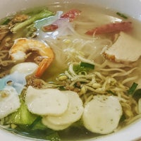 Photo taken at Pho Bac by John N. on 6/13/2015