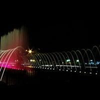 Foto tomada en Fuente del Bicentenario por Aldo V. el 2/19/2015