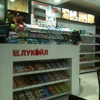 Photo taken at Лукойл(Lukoil) by Matas K. on 7/2/2013