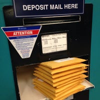 Photo taken at U.S. Post Office by Eric T. on 10/30/2013