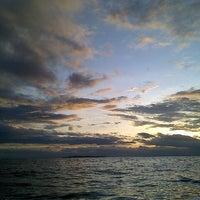 Photo taken at Pulau Cangke by dewi i. on 5/28/2014