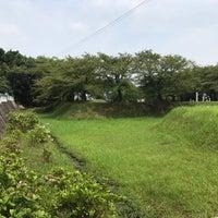 Photo taken at 沓掛城址 by WOLF T. on 7/16/2017