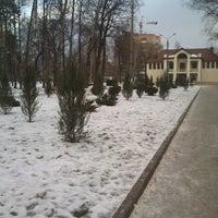 Photo taken at Дом-музей В. В. Вересаева by Roman G. on 12/26/2013