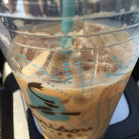 Photo taken at Caribou Coffee by Amy L. on 7/25/2016