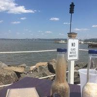 Photo taken at Pier 701 Restaurant & Bar by Sandra M. on 5/9/2016