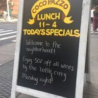 รูปภาพถ่ายที่ Coco Pazzo Kitchen & Restaurant โดย Sandra M. เมื่อ 10/4/2018